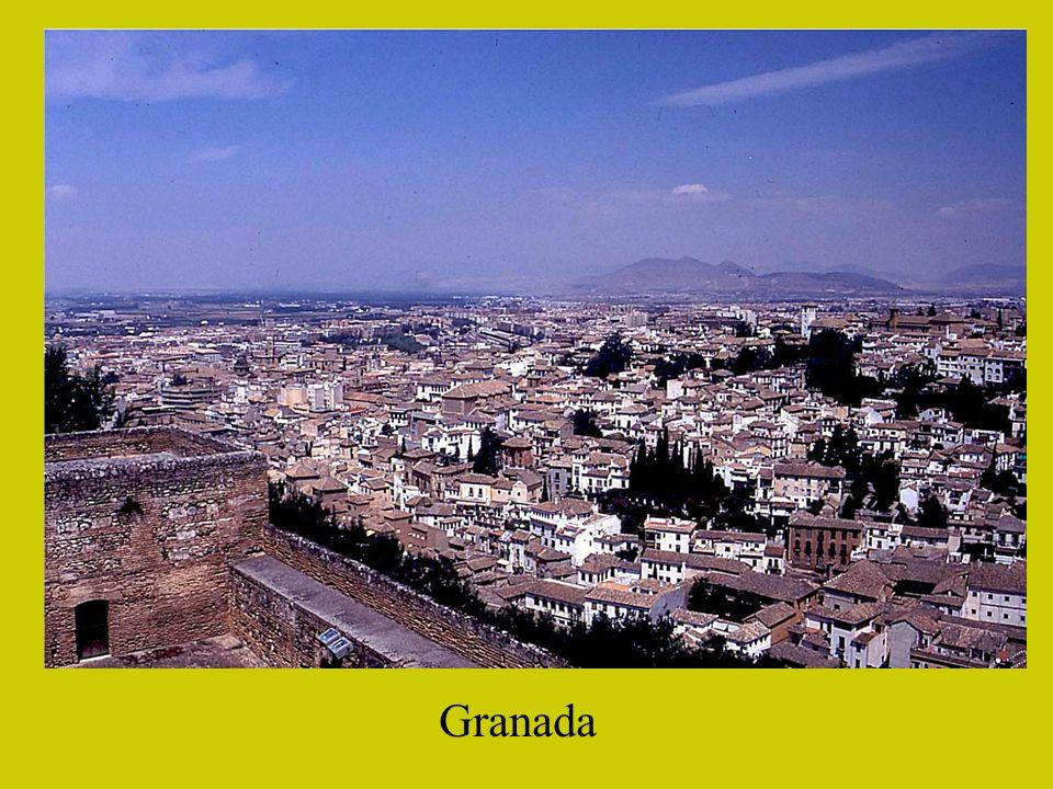 Karel V wilde als vergelding van het beleg van Wenen Granada met het Alhambra de hoofdstad van het Habsburgse rijk maken en liet daarvoor midden in he