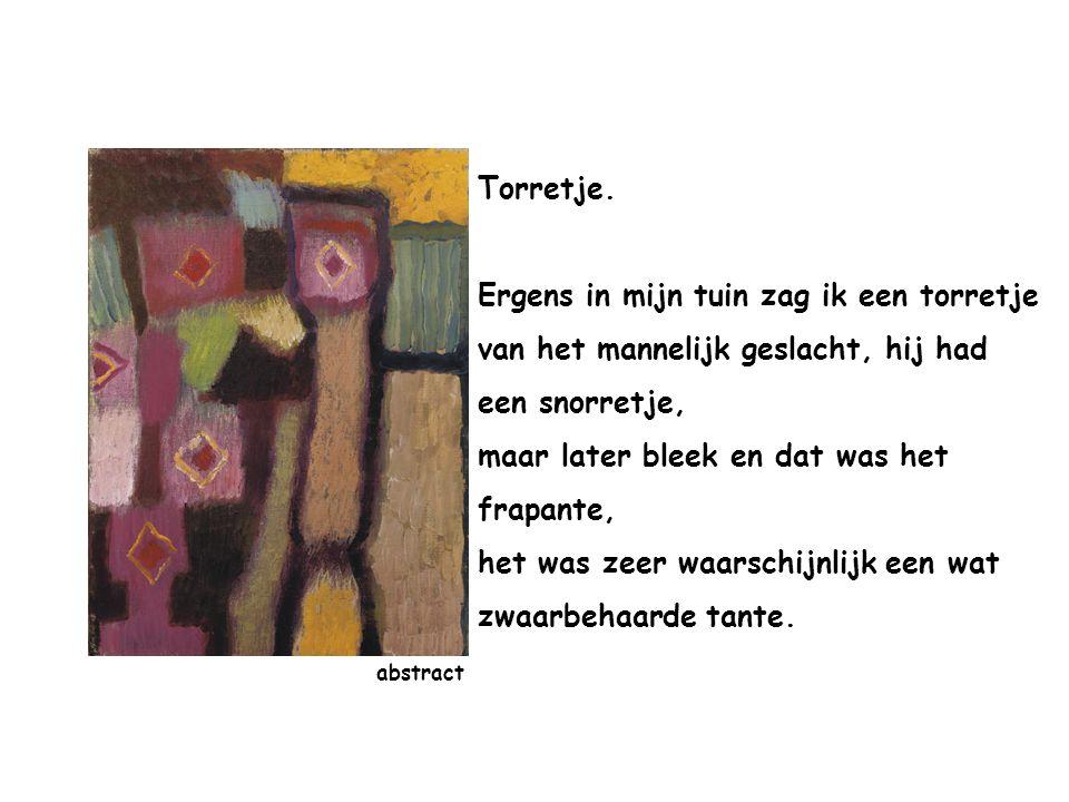 abstract Torretje.