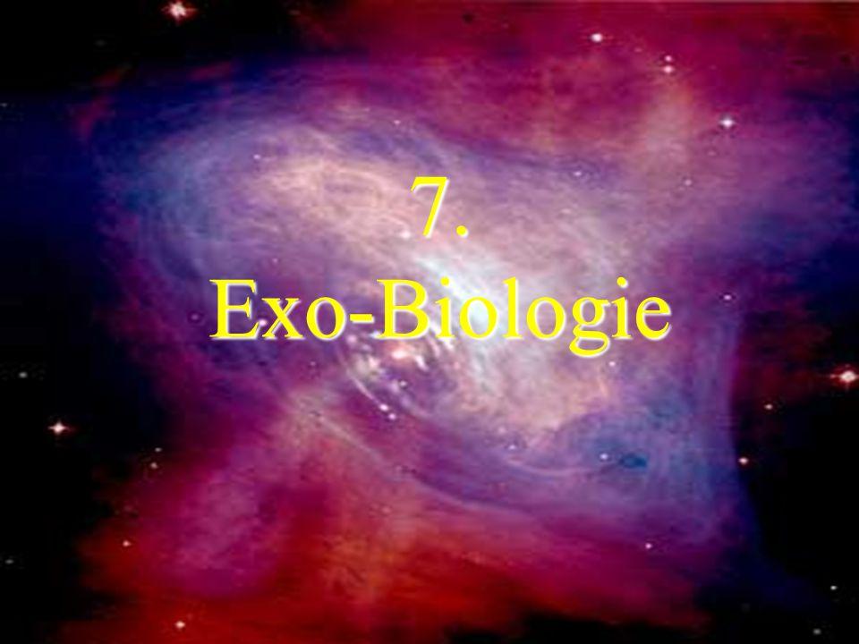 7.Exo-Biologie