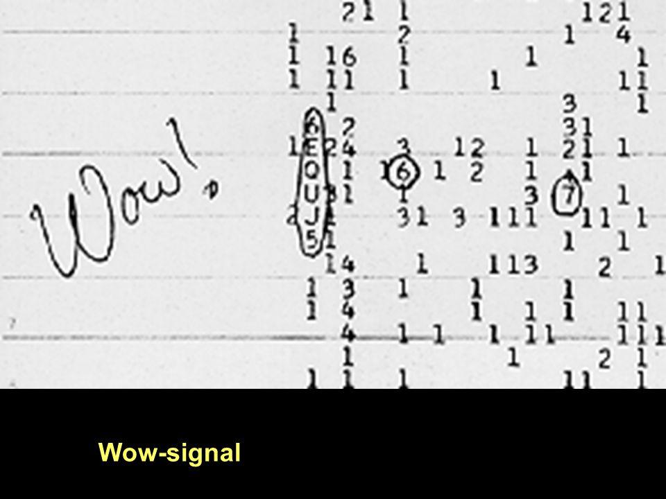 Wow-signal