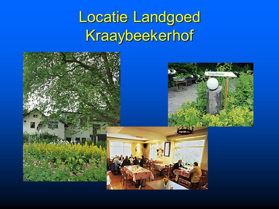 Locatie Landgoed Kraaybeekerhof