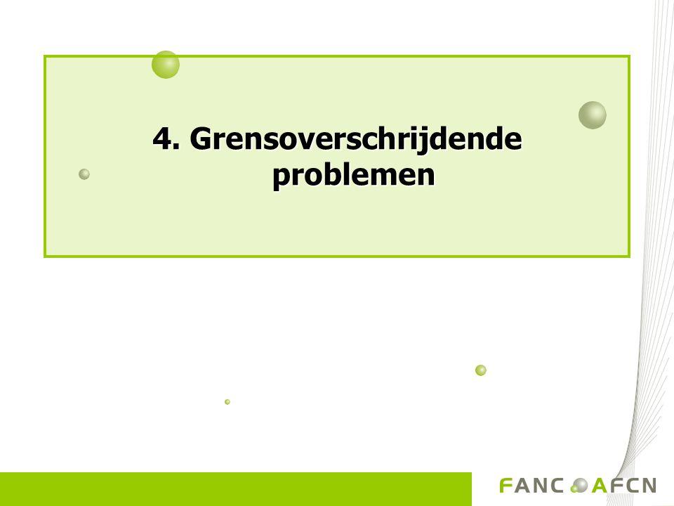 4. Grensoverschrijdende problemen