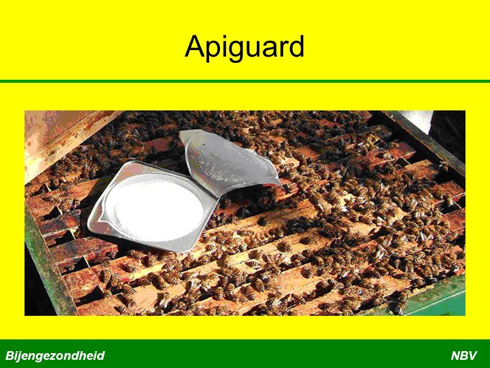 Apiguard BijengezondheidNBV