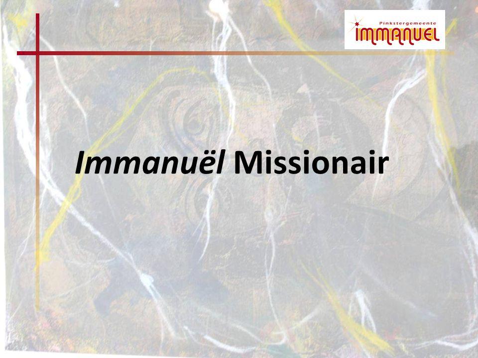 Immanuël Missionair