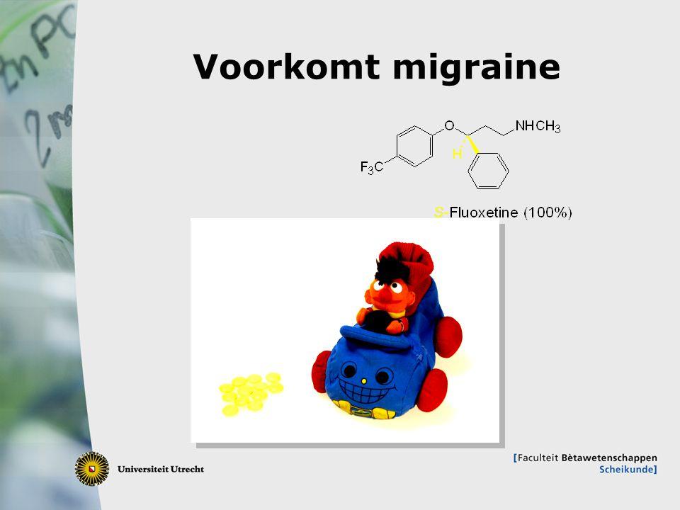 9 Voorkomt migraine