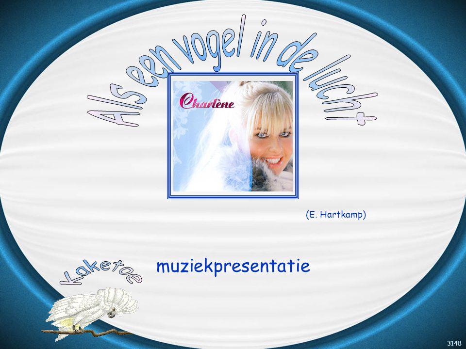 3148 (E. Hartkamp) muziekpresentatie