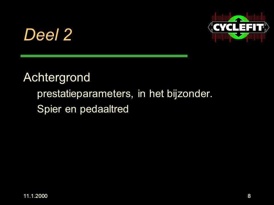 11.1.20009 Prestatieparameters Spierfuncties Hefbomen Ademhaling Biomechanica Aerodynamica Comfort