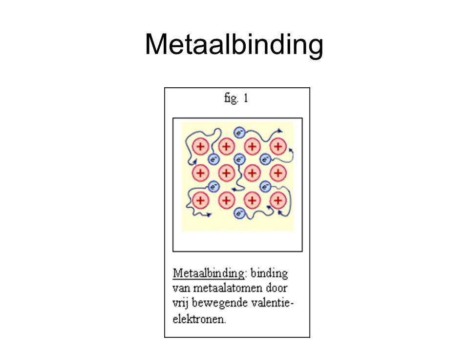 Metaalbinding