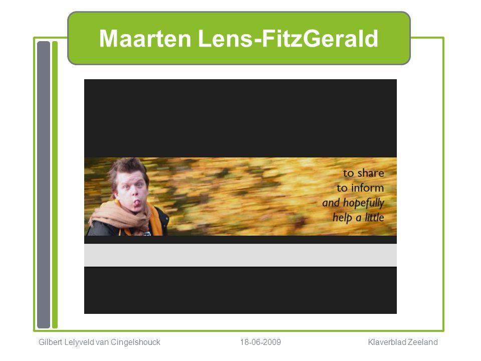 Maarten Lens-FitzGerald Gilbert Lelyveld van Cingelshouck 18-06-2009 Klaverblad Zeeland