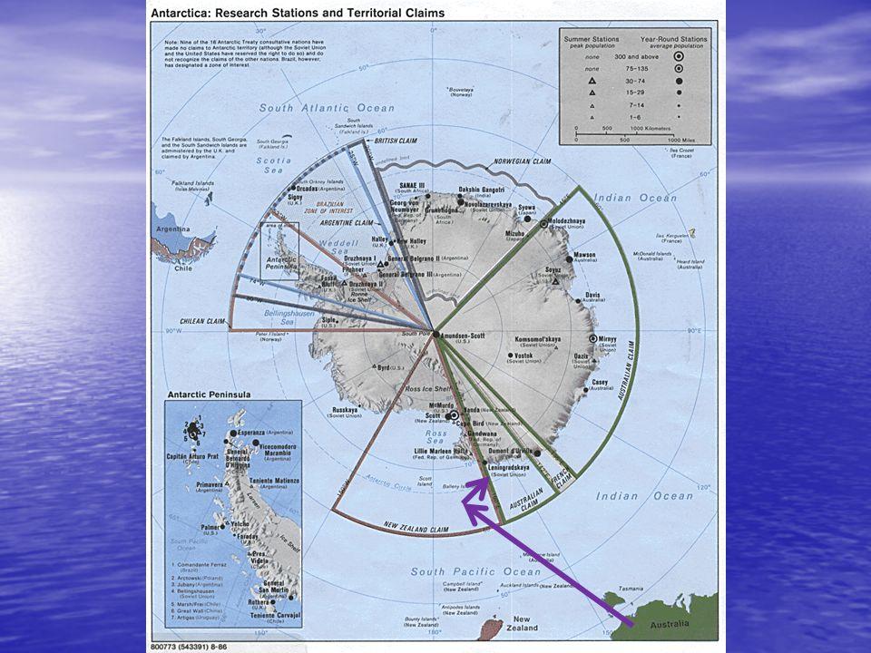 Drift ice (zodiac drill, 15th Dec 2007, 64°S, 144°E)