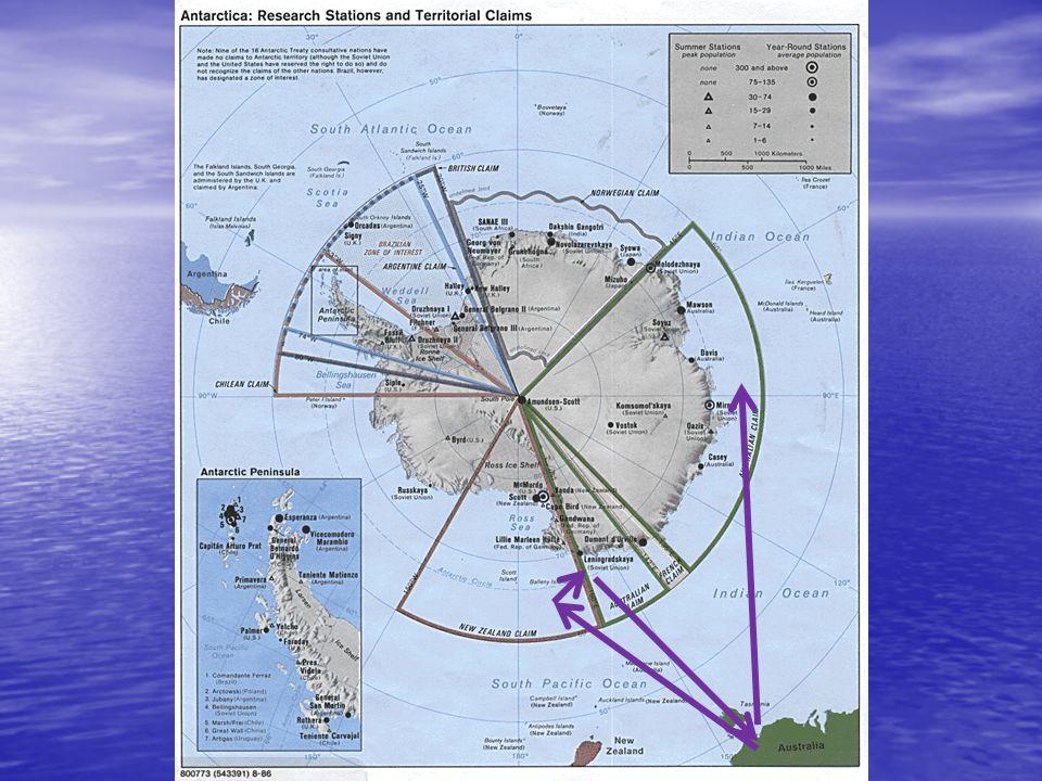 Departure to Antarctica 1st Jan 2008