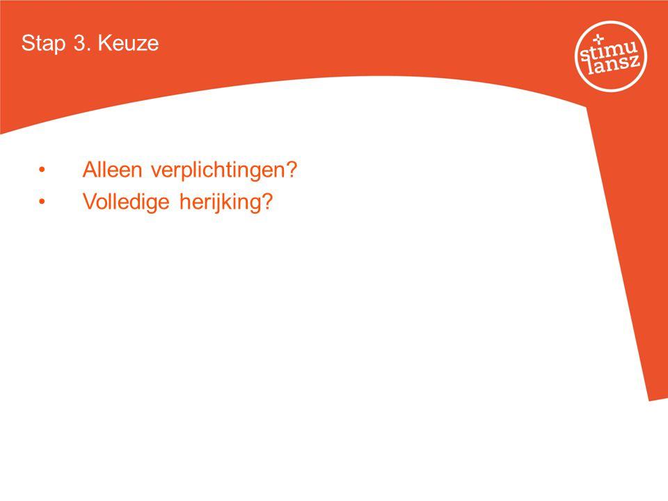 Communicatieplan Projectbudget Menskracht Stuur- en werkgroep Taakverdeling Stap 4. Projectplanning