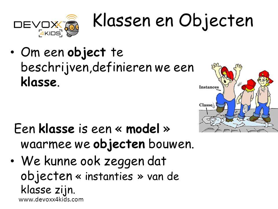 www.devoxx4kids.com Botsingen (1)