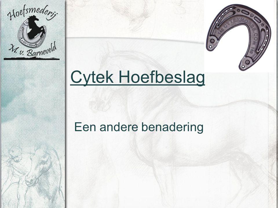 Cytek Hoefbeslag Marco v.
