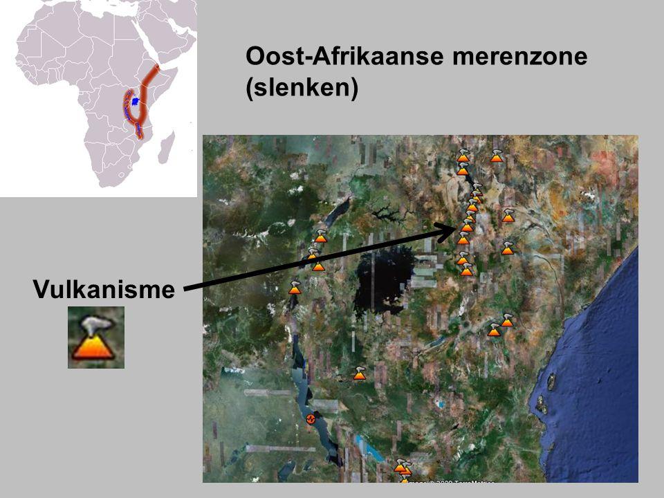 Oost-Afrikaanse merenzone (slenken) Vulkanisme