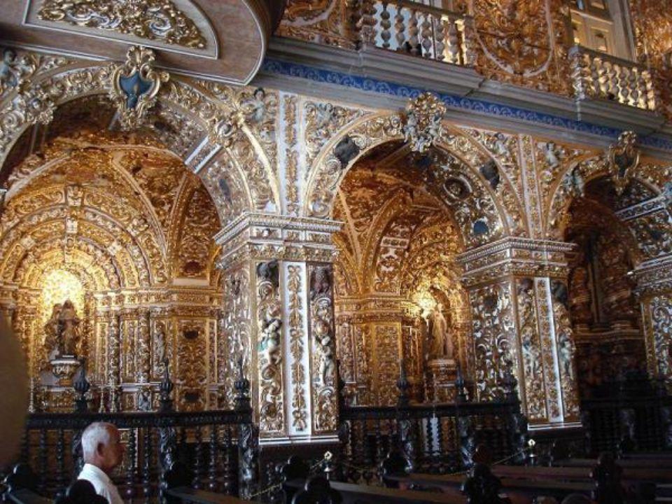 Rut is is een deel van een franciscanenklooster. Voltooid in 1723. Rut wordt beschouwd als een van de uitzonderlijkste monumenten ter wereld. Overdadi