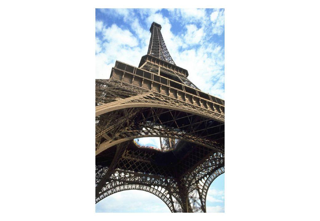 Beklimming van de Eiffeltoren
