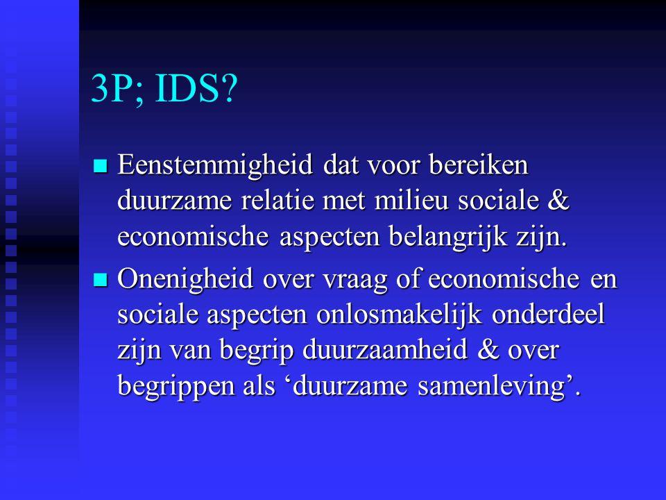 3P; IDS.