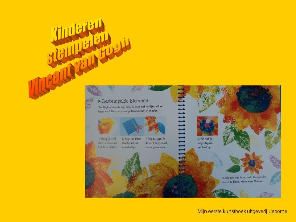 Mijn eerste kunstboek uitgeverij Usborne