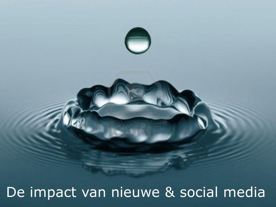 De impact van nieuwe & social media