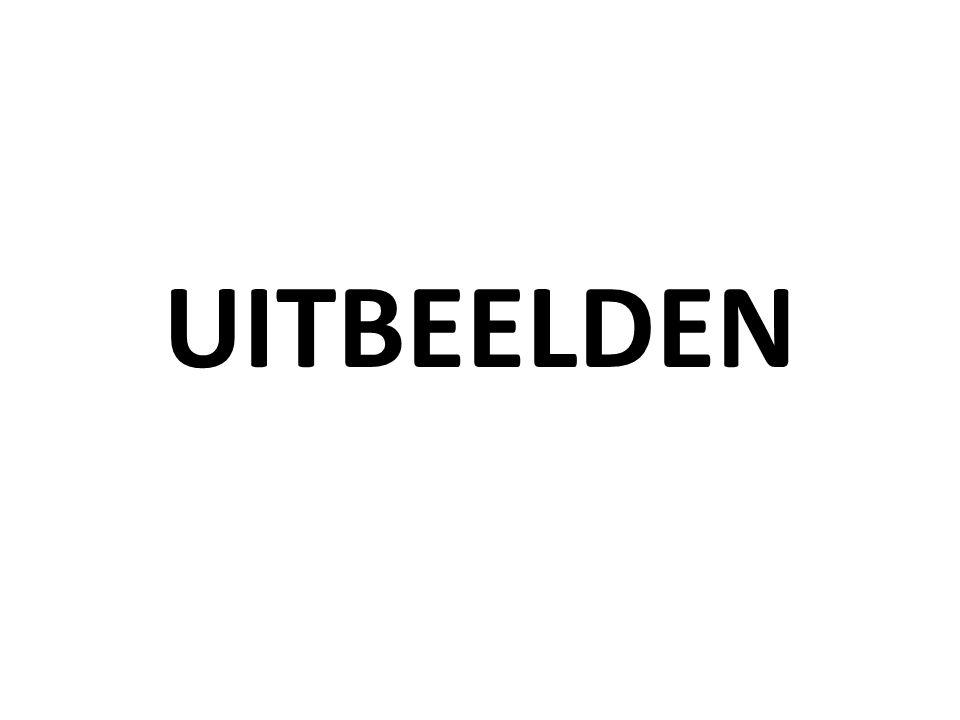 UITBEELDEN