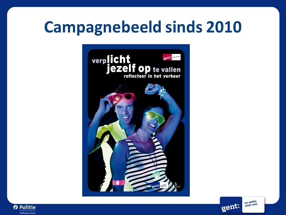 Campagnebeeld sinds 2010