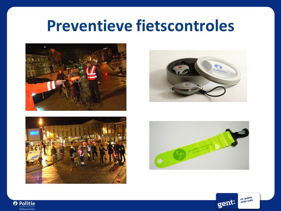 Preventieve fietscontroles