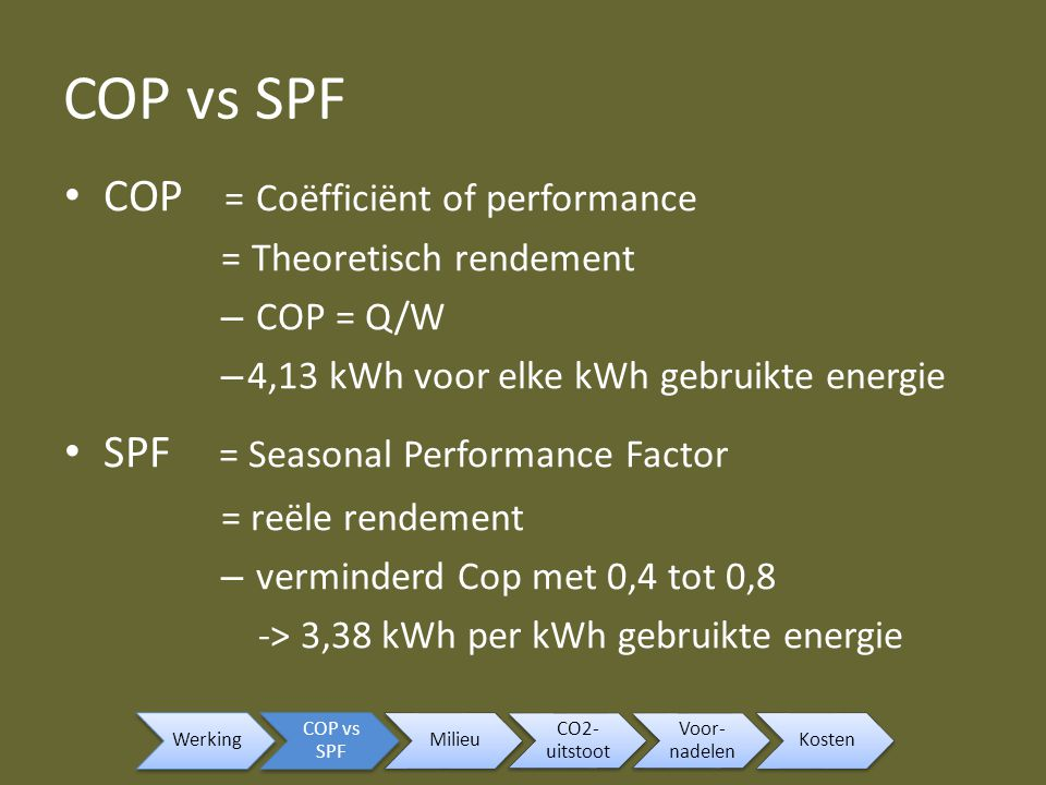 Conclusion You save money with a heat pump You also safe energy It's good for the environment It's a good investment