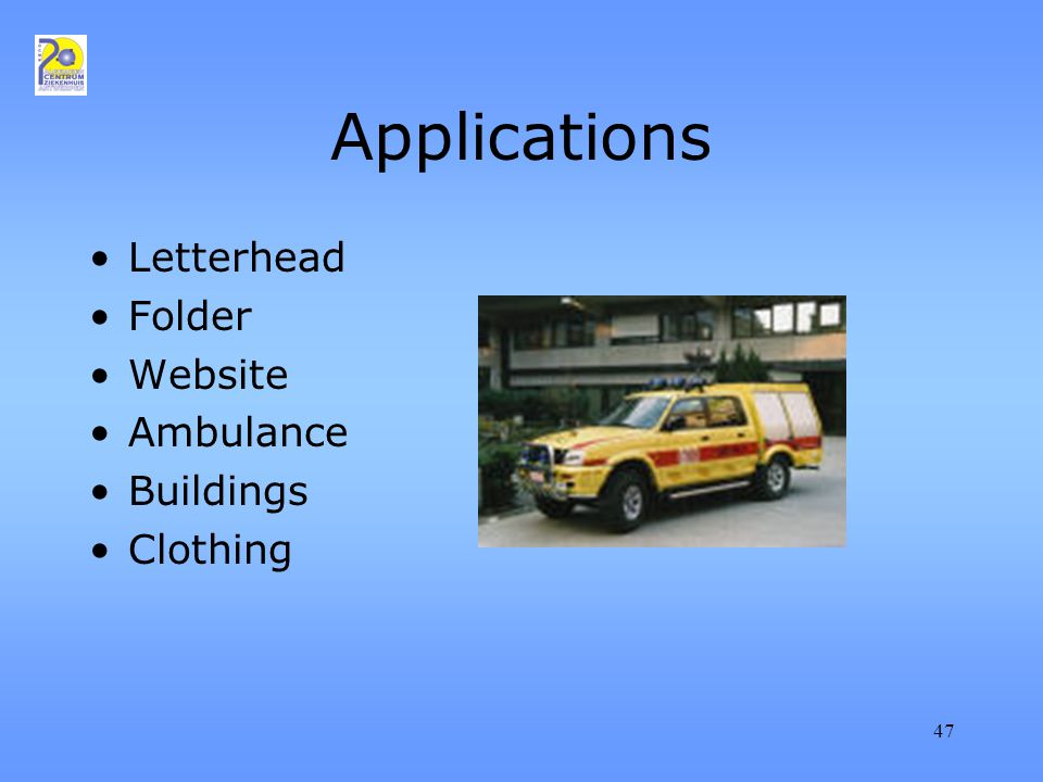 47 Applications Letterhead Folder Website Ambulance Buildings Clothing