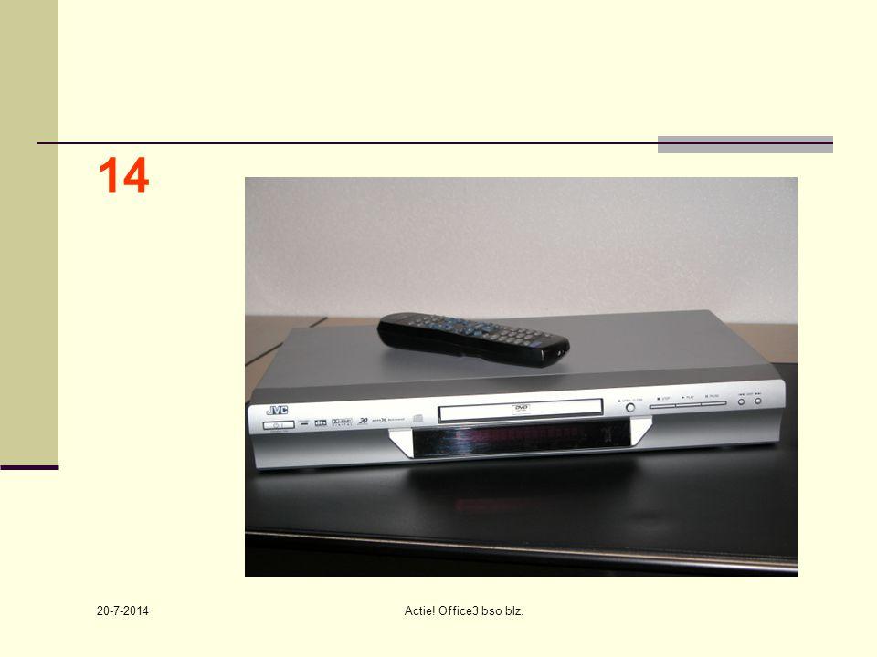 20-7-2014 Actie! Office3 bso blz. 14