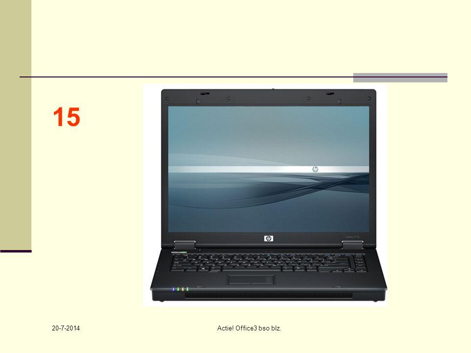 20-7-2014 Actie! Office3 bso blz. 15