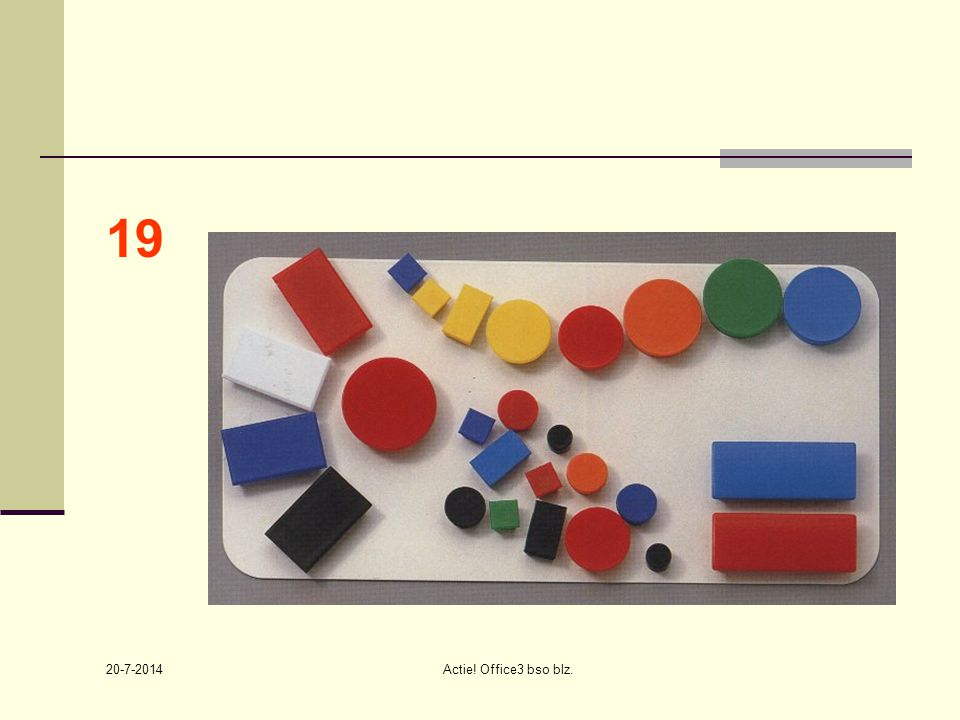 20-7-2014 Actie! Office3 bso blz. 19