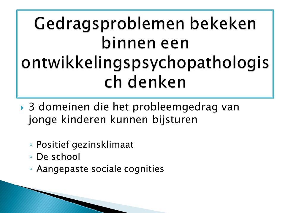  In Vlaanderen is een belangrijk deel van de preventieve zorg toegewezen aan Kind & Gezin ◦ Vlaamse openbare instelling ◦ Behartigen van levenskansen, welzijn en gezondheid van kind en ouders ◦ Missie K&G= voor elk kind zoveel mogelijk kansen creëren