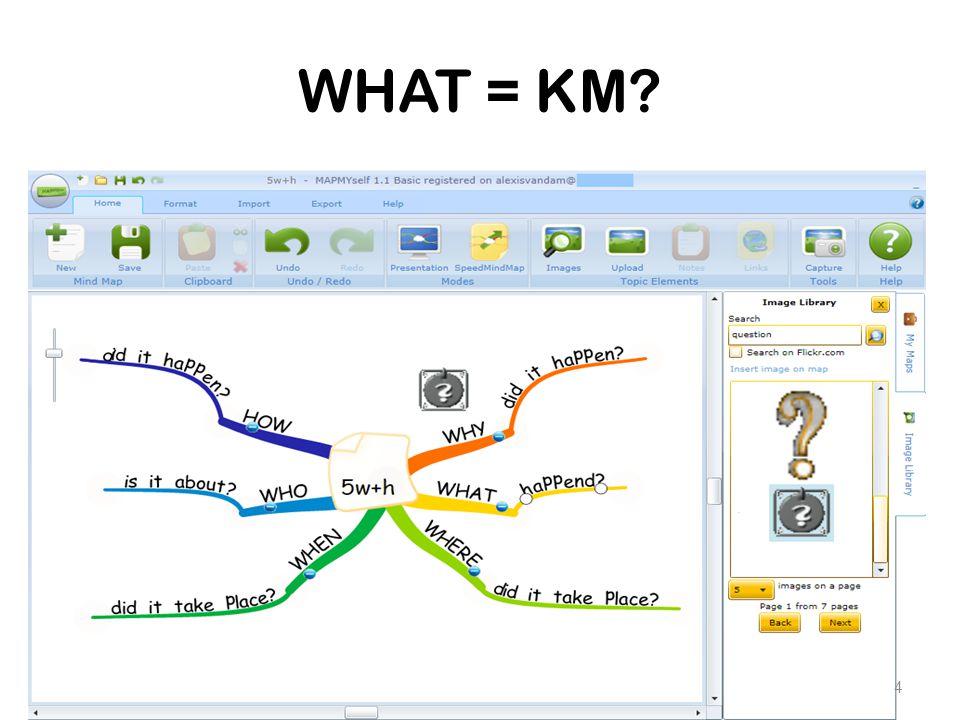 What is knowledgemanagement? 5 David Gurteen Mijn inspiratie
