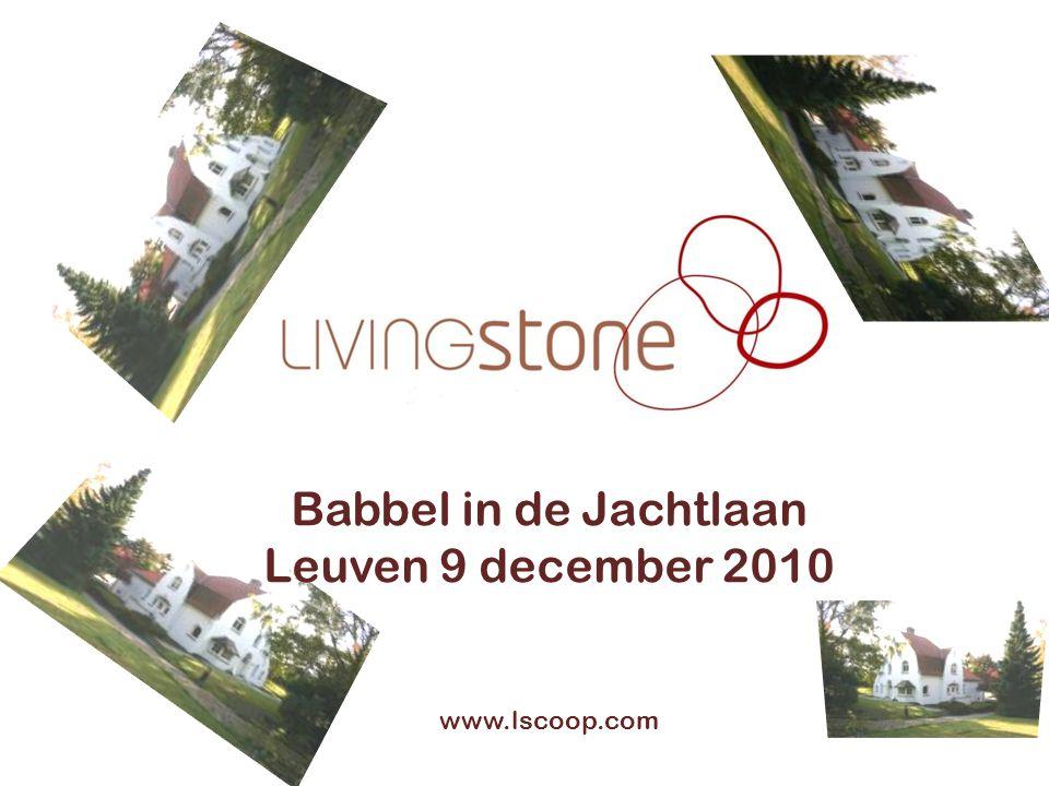 Met 'Babbel in de Jachtlaan' willen we de dynamiek van een groep groeilanden inschatten op onbevangen wijze, met openheid van geest.