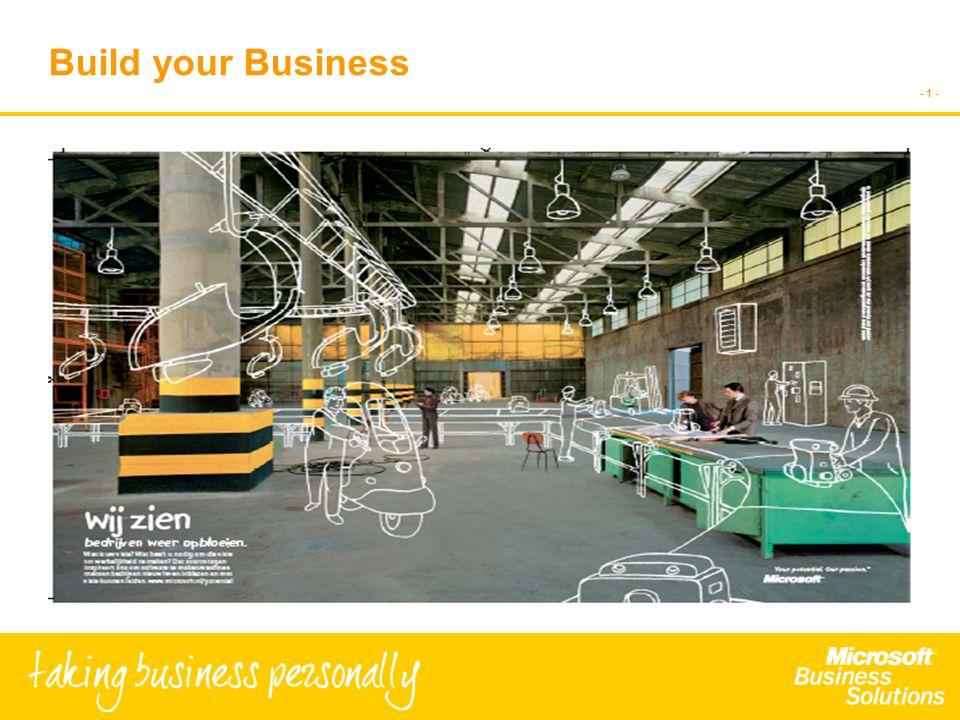 - 11 - Build you're Business- Aanpak Management sessie Coaching programma