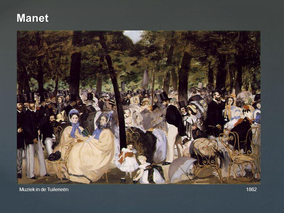 Manet De bar in de Folies-Bergeres 1882
