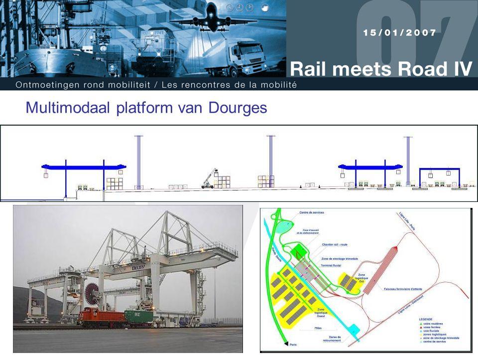 25 Multimodaal platform van Dourges