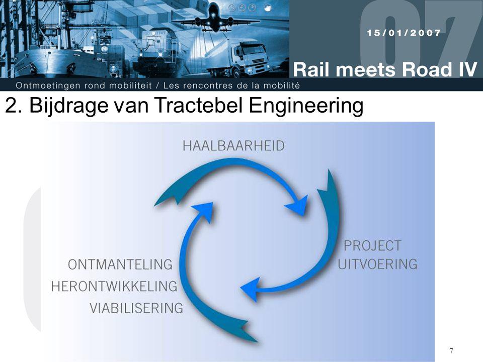 7 2.Bijdrage van Tractebel Engineering