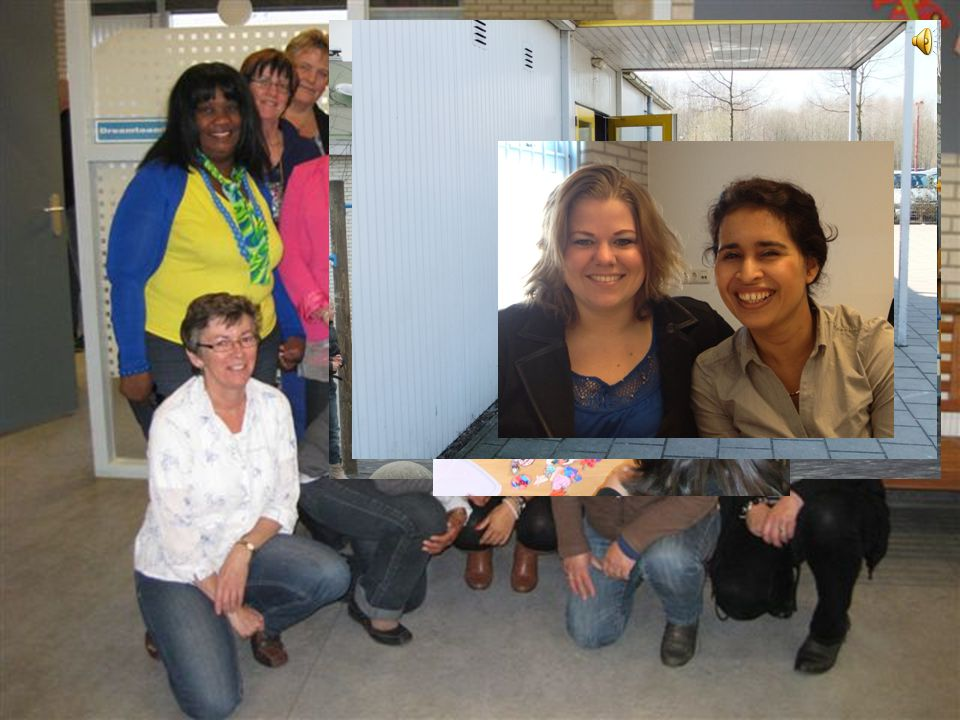 12 Het TSO-Team TSO-coördinatoren: Odilia Zorgman en Loes Migchielsen TSO-vrijwilligers: Groep ½: Ingrid van Tellingen, Mila Lucrecia en Corrie Smedema Groep 3: Koesma Sardjoe en Ingeborg Verkerk.