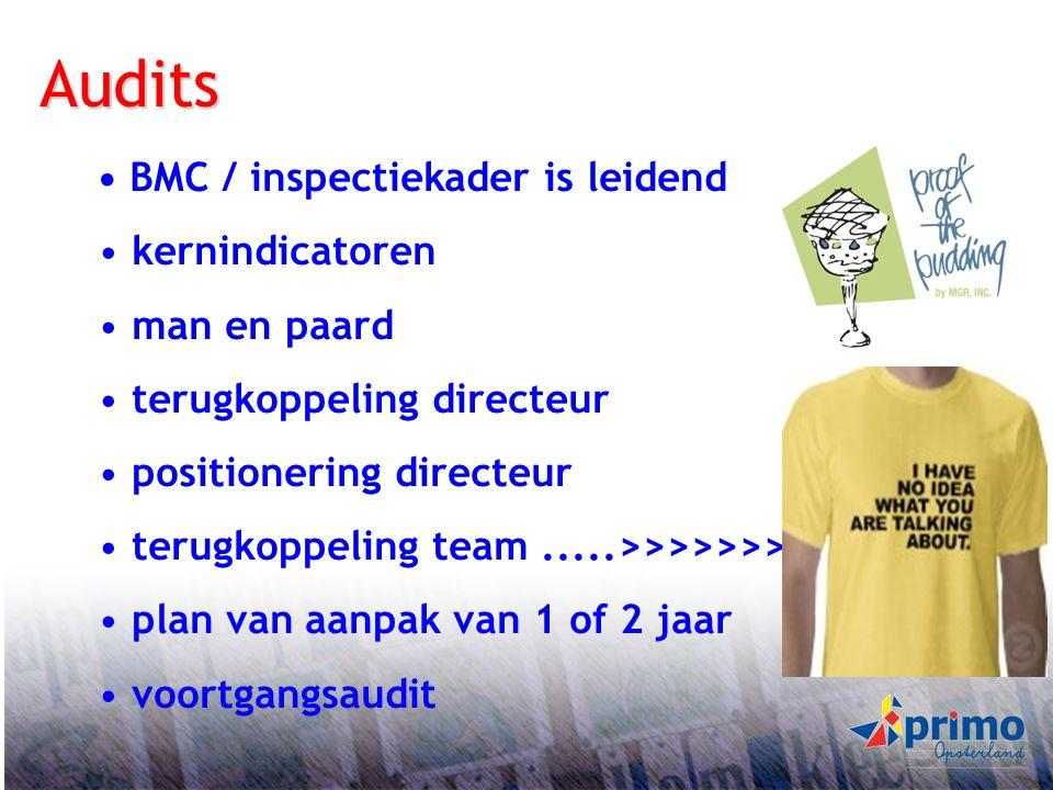 15 BMC / inspectiekader is leidend kernindicatoren man en paard terugkoppeling directeur positionering directeur terugkoppeling team.....>>>>>>>>>> pl