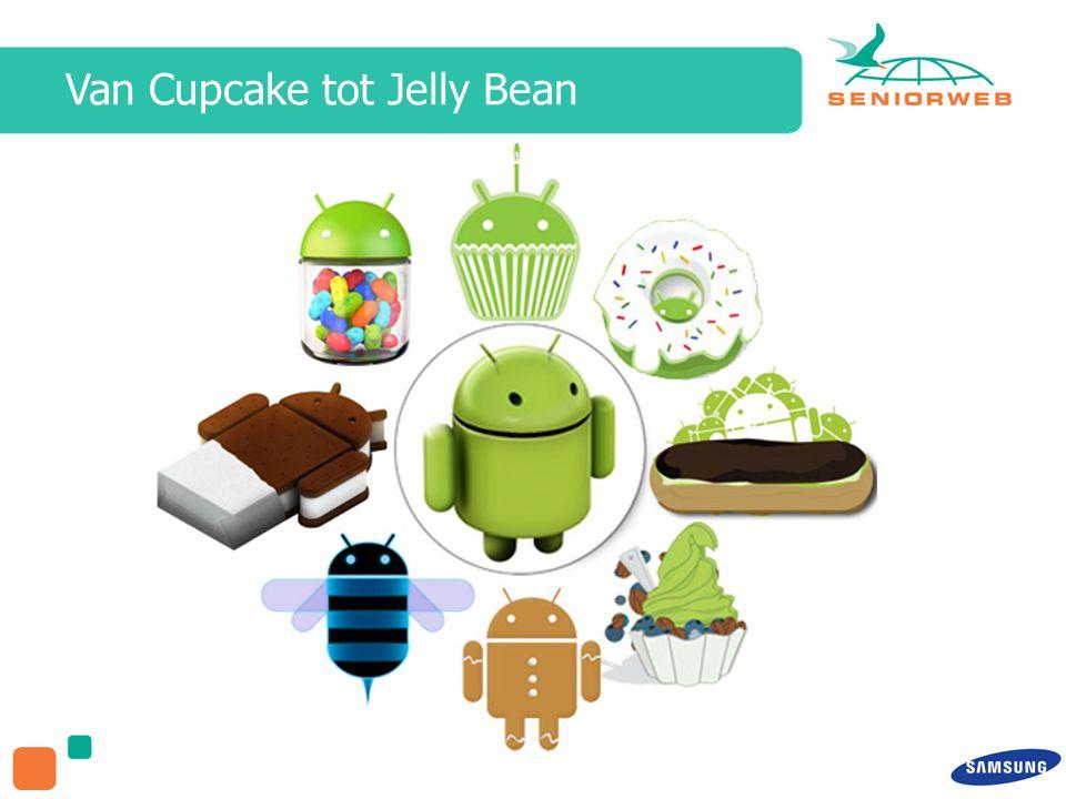 Van Cupcake tot Jelly Bean
