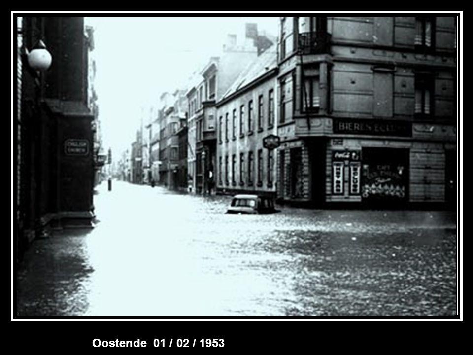 Oostende 01 / 02 / 1953