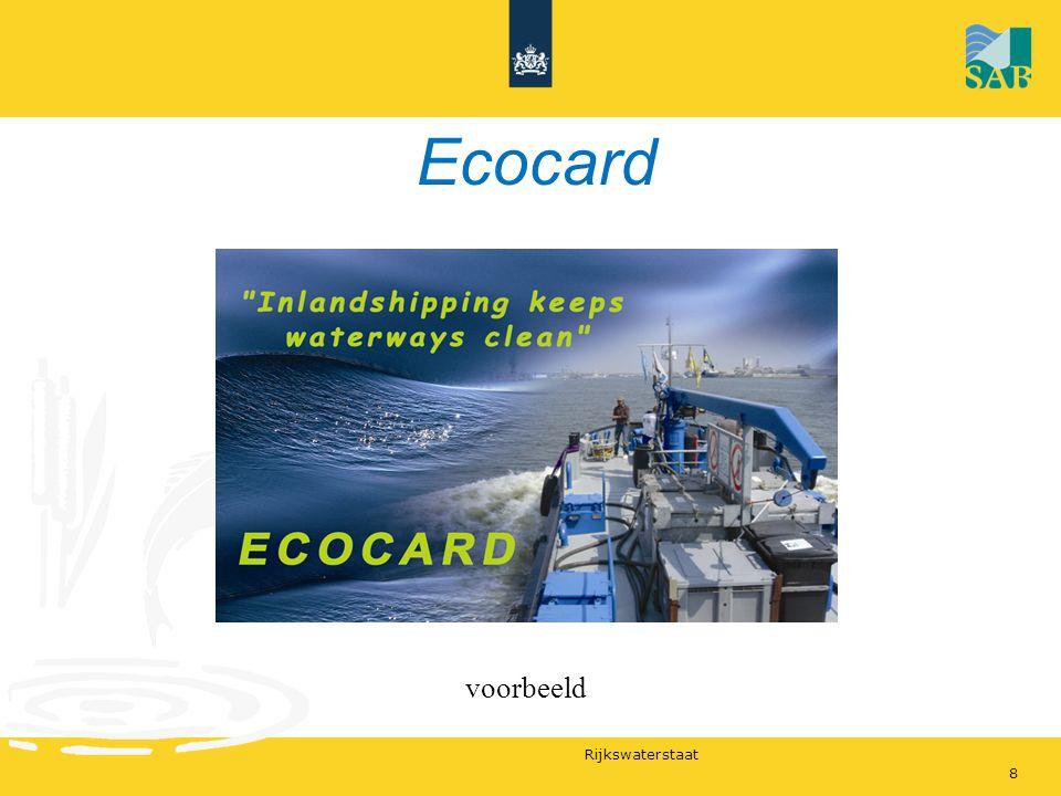 Ecocard voorbeeld 8