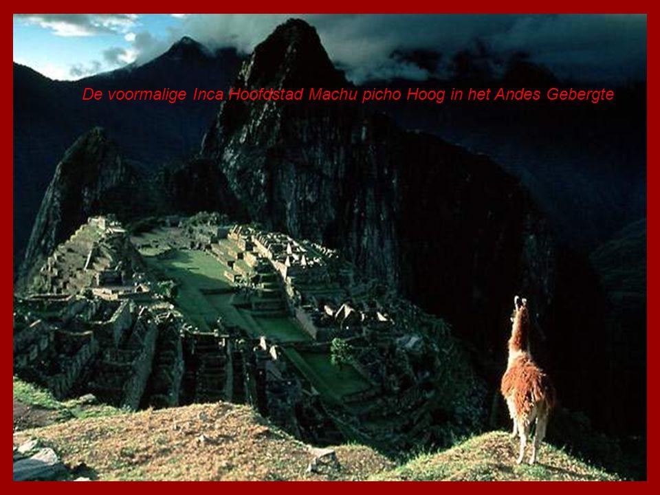 Raadsel hoe de Inca,s dit hebben Gemaakt?