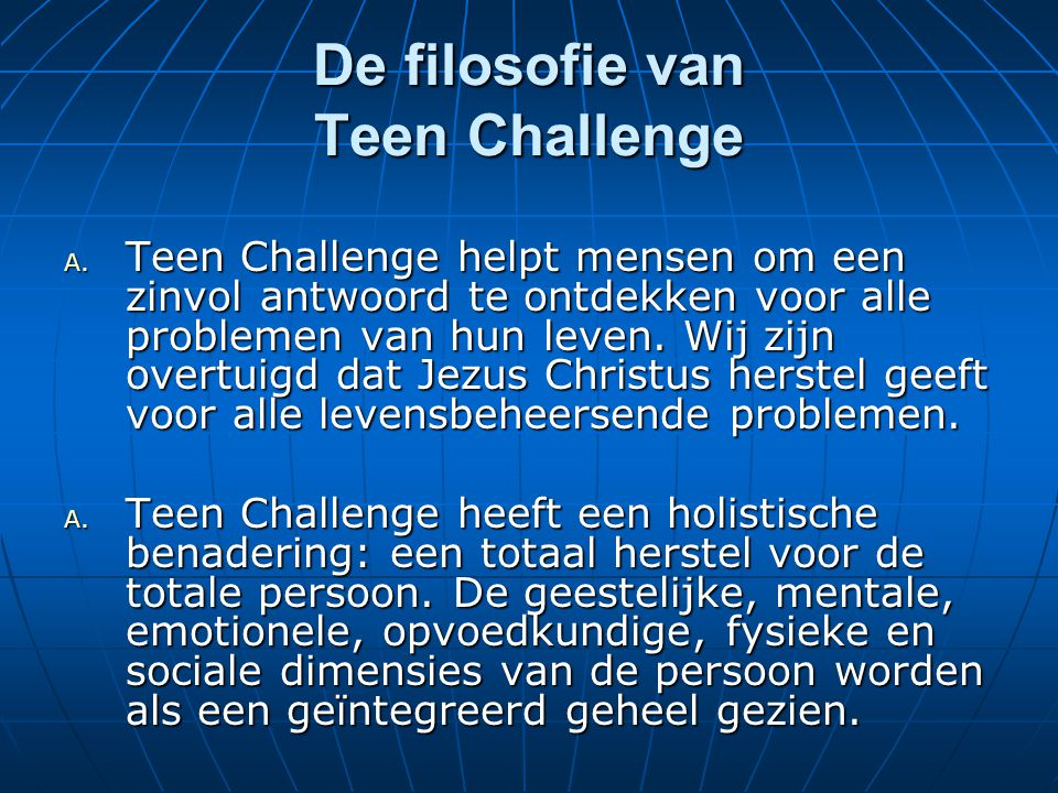 For more information about this course and other training resources: Contact Global Teen Challenge at GTC@Globaltc.org Or visit our training website at iTeenChallenge.org
