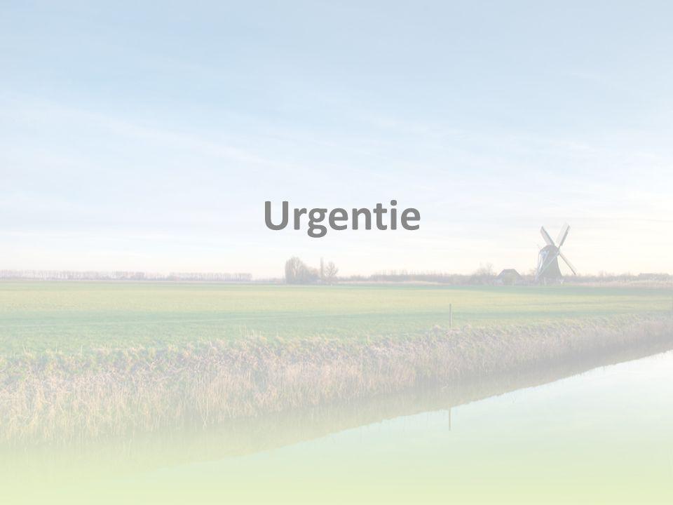 meervoudige urgentie ruimtelijk ecologisch economisch