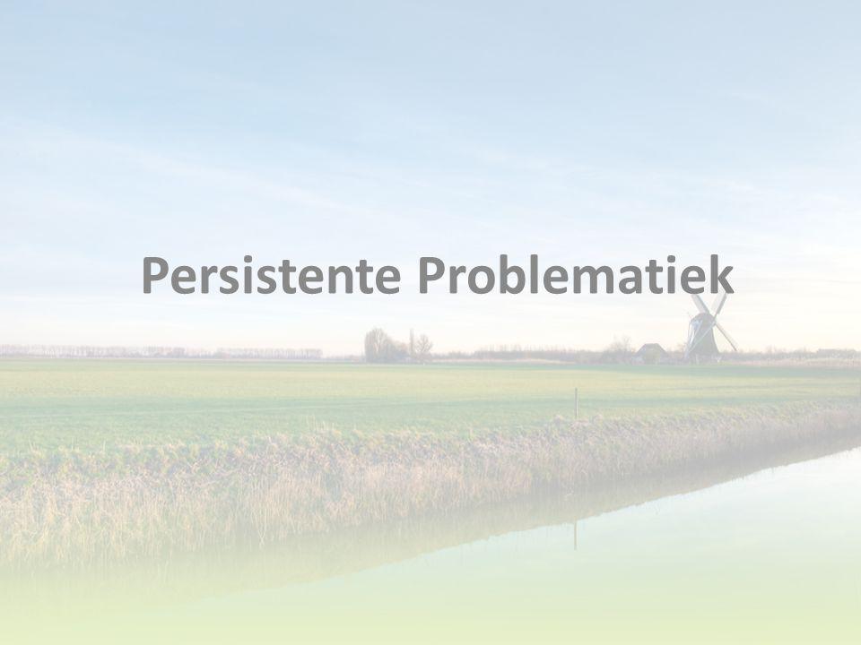 Persistente Problematiek
