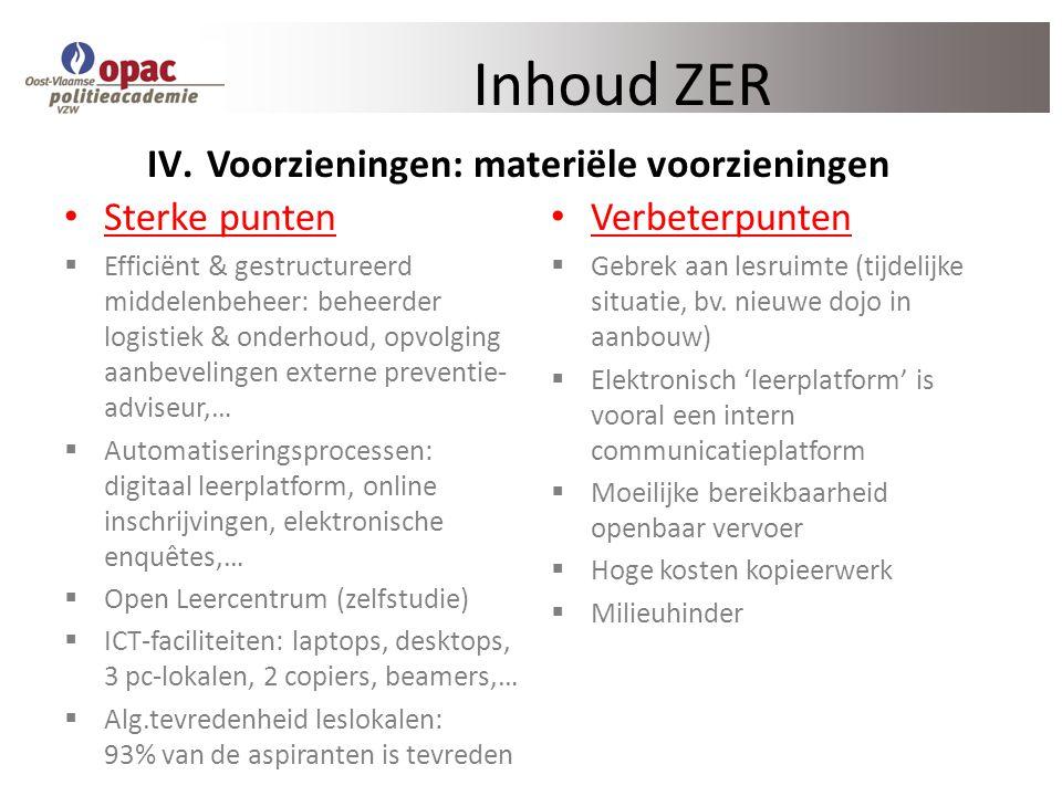 Sterke punten  Efficiënt & gestructureerd middelenbeheer: beheerder logistiek & onderhoud, opvolging aanbevelingen externe preventie- adviseur,…  Au