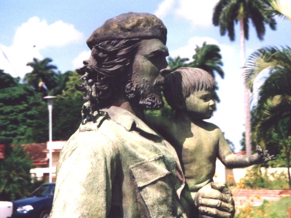 Krijgt steeds meer af te rekenen met communicatie- problemen met la Paz en Cuba  compleet geïsoleerd moeten opereren.
